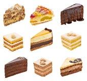 Cream торт Стоковое Изображение