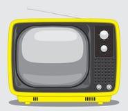 собрание редактирует ретро просто к сбору винограда вектора tv Стоковое Изображение RF