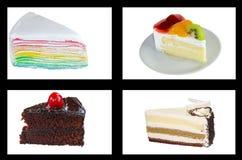 Собрание с тортом Стоковое Изображение RF