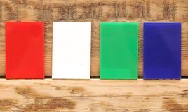 Собрание цветастого знамени Стоковые Фотографии RF