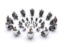 собрание членов управления стоковые изображения