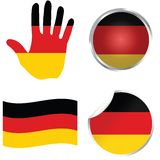собрание deutschland Германия Стоковое Фото