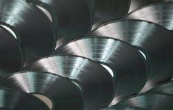 Собрание LPs джаза от 1930s Стоковые Изображения RF