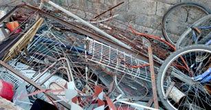 Собрание recyclable отхода стоковые изображения