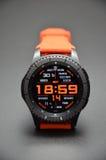Собрание Watchface для wear& андроида tizen Стоковая Фотография RF