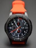 Собрание Watchface для wear& андроида tizen Стоковые Изображения RF