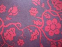 Собрания обоев, цветок графика дизайна розовые и предпосылка вишневого цвета, валентинка и китаец NewYear Стоковое Изображение RF