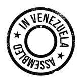 Собранный в избитой фразе Венесуэлы Стоковое Изображение RF