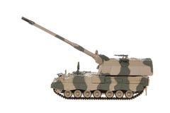 собственная личность ая артиллерией Стоковая Фотография RF