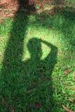 собственная личность отражения Стоковое фото RF