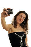 собственная личность портрета Стоковая Фотография