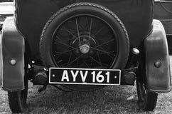 Событие года сбора винограда автомобиля Остина классическое Стоковая Фотография