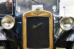 Событие года сбора винограда автомобиля Остина классическое Стоковое Фото
