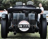 Событие года сбора винограда автомобиля Bentley классическое Стоковые Фотографии RF