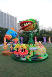Событие искусств в марди Гра парка в Гонконге Стоковое Изображение RF