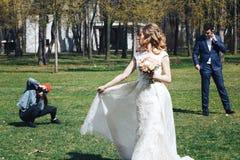 Событие свадьбы кулуарное Стоковые Фото