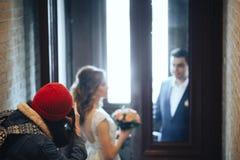 Событие свадьбы кулуарное Стоковые Изображения RF