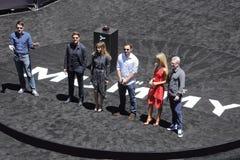 Событие Promo для ` кино ` мумии в Голливуде Стоковое Изображение