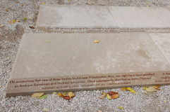 События университета Майами мемориала лета 1964 свободы, в прошлом западного коллежа для женщин Стоковые Фотографии RF