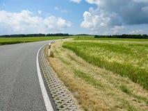 совершенная дорога Стоковое Фото