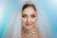 совершенная женщина Стоковая Фотография RF