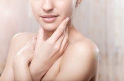 Совершенная кожа Стоковые Изображения RF