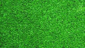 Совершенная поддельная текстура травы Стоковое Изображение RF