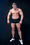 Совершенное мыжское тело стоковая фотография