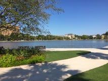 Совершенно новое колониальное озеро, Чарлстон, SC Стоковая Фотография