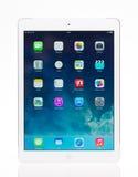 Совершенно новый воздух iPad Яблока Стоковое Изображение RF