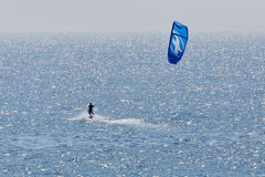 Совершенный день для серфинга на океане Стоковые Фотографии RF