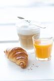 Совершенный завтрак Стоковые Изображения