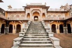Совершенный смешивать исламской архитектуры и архитектуры индусского виска Стоковое фото RF