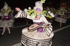 совершитель 2009 празднества thames стоковое фото