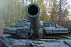 Советский главный боевой танк Оно было создано в начале 1960-ых годов в конструкторском бюро Morozov Харькова оружия танка боя стоковое фото rf