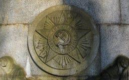 Советский мемориальный парк - парк Treptower Стоковое Изображение