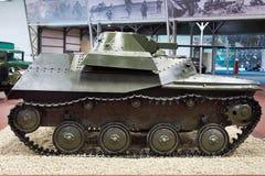 Советский светлый танк T-40C Стоковые Изображения