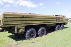 Советское военное транспортное средство Второй Мировой Войны Стоковое Фото