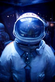 советское symbolics СССР костюма пилота Стоковые Изображения