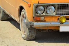 Совет автомобиля старый Стоковые Фото