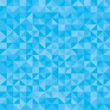 Современная абстрактная безшовная голубая картина иллюстрация штока