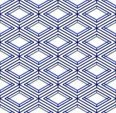 Современная абстрактная бесконечная EPS10 предпосылка, three-dimensiona Стоковое Фото