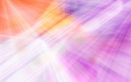 Современная абстрактная динамическая предпосылка со световыми лучами иллюстрация штока