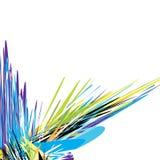 современная акварель Стоковое Изображение RF