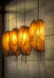 Современная лампа освещения Стоковое Фото