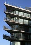 Современная архитектура, Антверпен, Фландрия, Бельгия Стоковые Фото