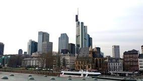 Современная архитектура в городе Берлина - Германии 03 Стоковое Изображение