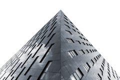 Современная архитектура изолированная на белизне Стоковая Фотография RF