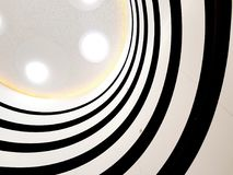 Современная архитектура Канберра гостиницы Стоковая Фотография