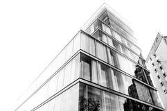Современная архитектура, Wroclaw Стоковые Фотографии RF